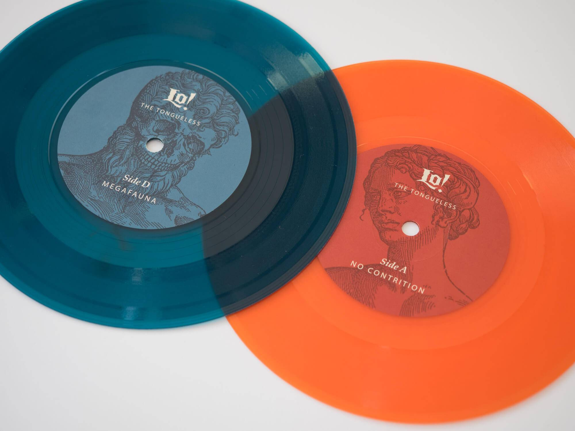 """Lo! - The Tongueless Double 7"""" EP"""