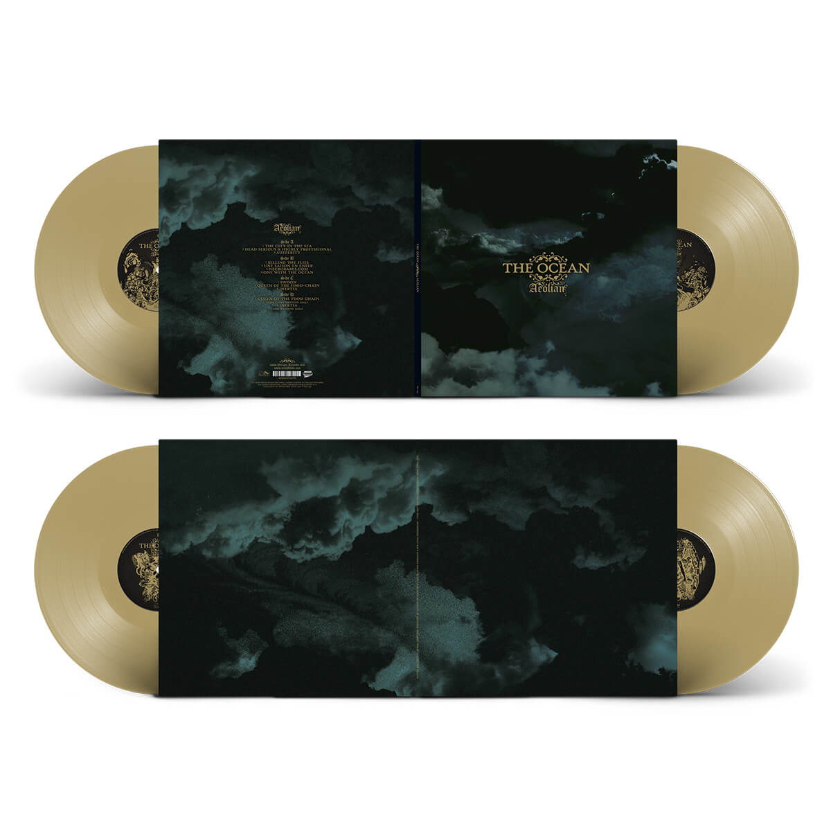 The Ocean - Aeolian LP - Gold