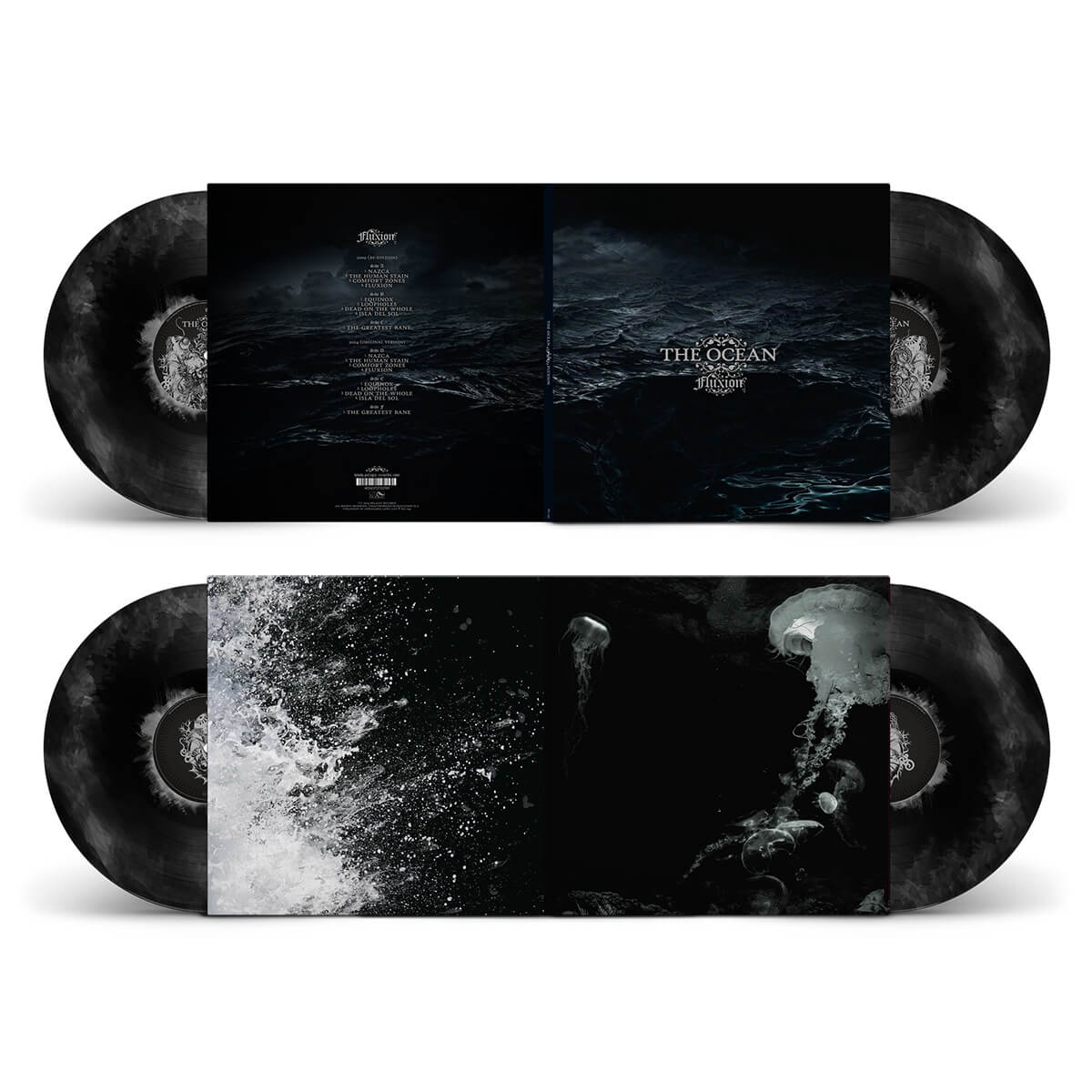 The Ocean - Fluxion LP - Black