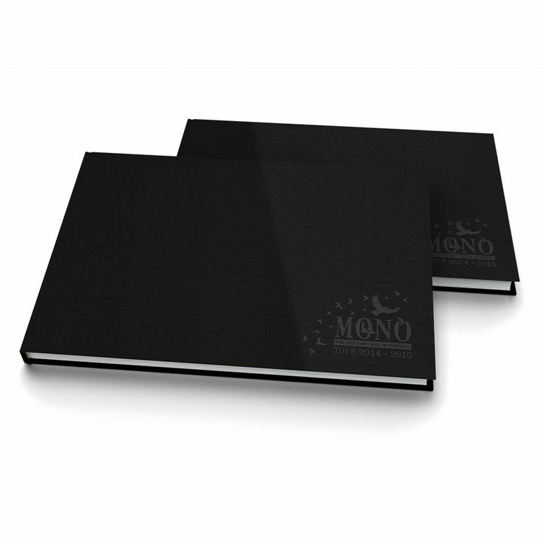 "MONO – ""The Last Dawn / Rays Of Darkness Tour"" PHOTO-BOOK + 2xCD"