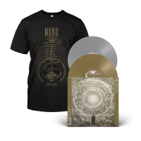 mono_requiemforhell_goldsilvervinyl_shirt_bundle