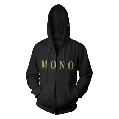 mono crusade zipper