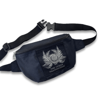 "The Ocean - ""Phanerozoic"" Waist Bag"